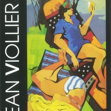 Jean Viollier au Musée de Pully en 2001