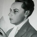 Portrait du peintre Zeender